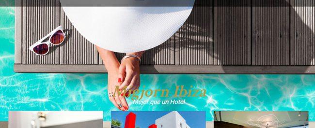 Nueva web Migjorn Ibiza Suites and Spa