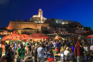 Mercado Medieval en Ibiza